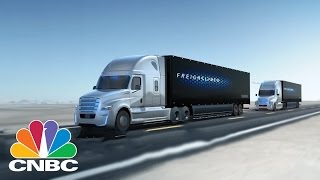 America's Big Rigs Show Off The Latest Technology | CNBC