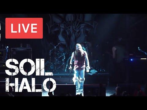 SOiL - Halo Live in [HD] @ Electric Ballroom - London 2012