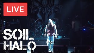 SOiL - Halo Live in [HD] @ Electric Ballroom - London 2012