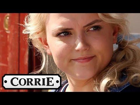 Craig's Kindness Makes Bethany Smile - Coronation Street