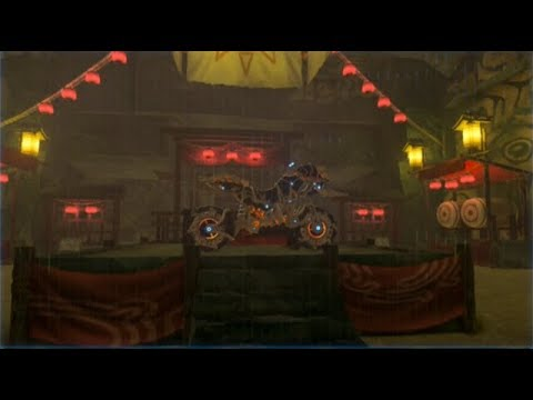 Breath of the wild champion 39 s ballad 5th divine beas doovi - How do you get the master cycle zero ...
