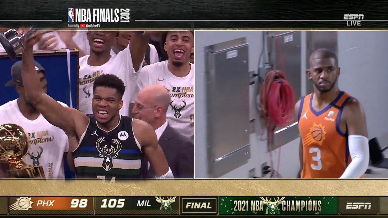 Download GIANNIS MAKE SURE CHRIS PAUL NEVER WINS A CHAMPIONSHIP