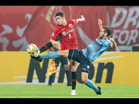 Shanghai SIPG FC 2-2 Sydney FC (AFC Champions League 2019: Group Stage)