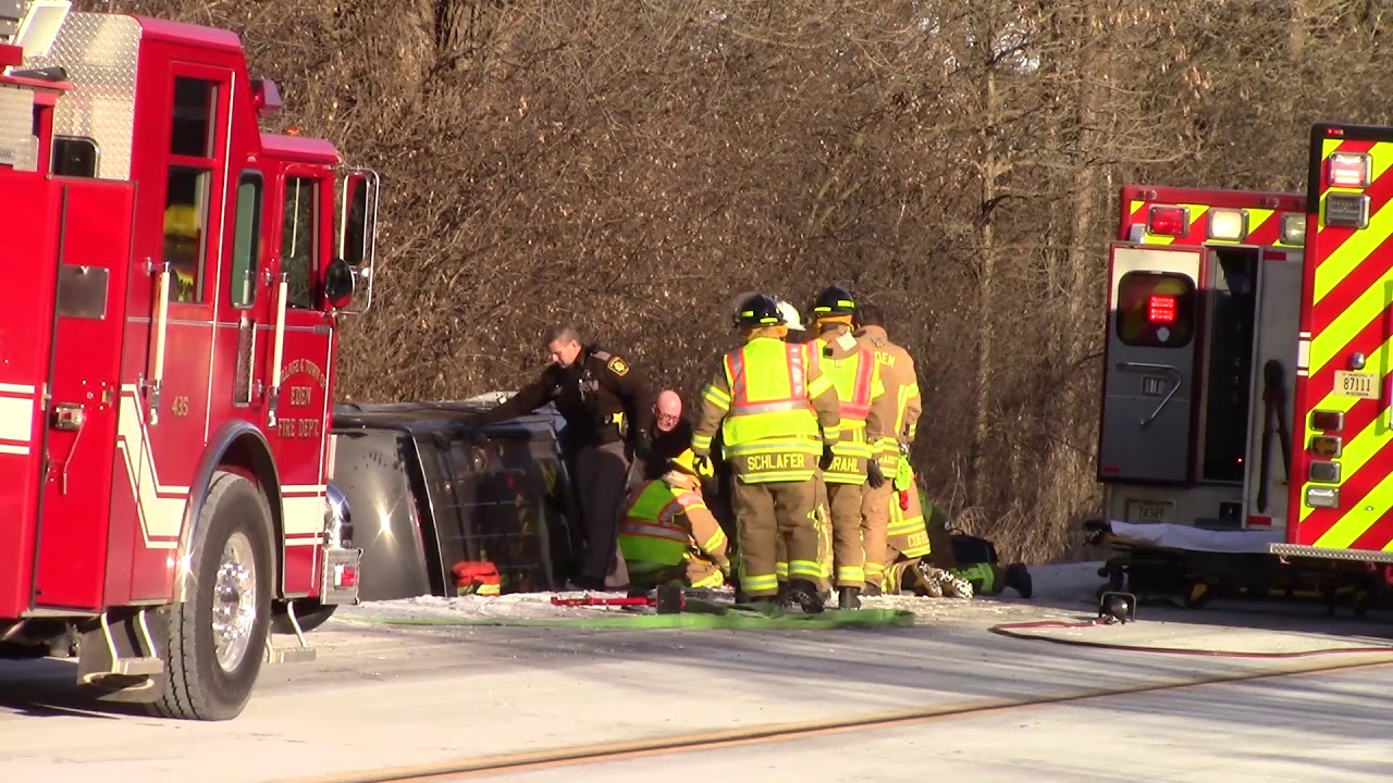 One person killed in Highway K crash