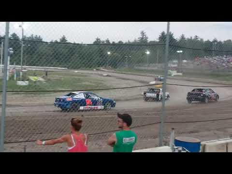 Owen #5 July 20, 2019 Semi feature