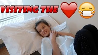 Visiting the Heart Doctor ❤️😷 (WK 325) | Bratayley