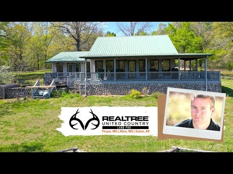 Country Home For Sale In Thayer MO