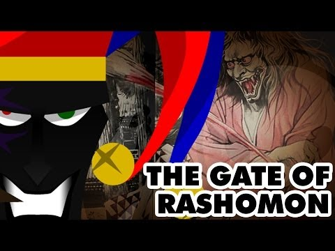[Folklore Reading] The Gate of Rashomon