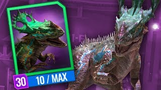 When you finally Max out a dinosaur! | Ep59 ( Jurassic GO )