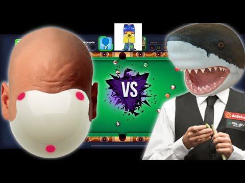 8 BALL POOL SHARK ATTACK FRENZY
