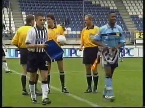 Partizan Belgrade 1 Leeds United 3 (14 09 1999) 1st half FULL MATCH