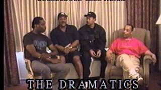 Soul School Television Interview w/The Dramatics - Ron Banks, L.J. Reynolds & Wenzel Kelly