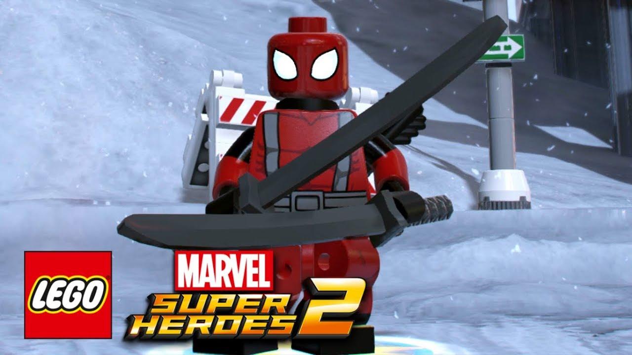 Deadpool 30 Superhéroes