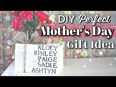 Easy Last-Minute Mother's Day Gift Idea | DIY Dollar Tree Mother's Day Gift | Krafts by Katelyn