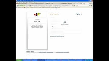 ebay: Mit PayPal bezahlen