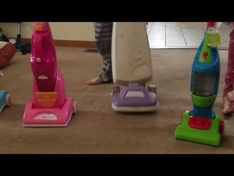 Bryan's Original Toy Vacuum Demo