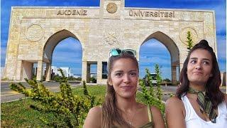 Akdeniz Üniversitesinde öğrenci olmak- to be a student in Akdeniz University