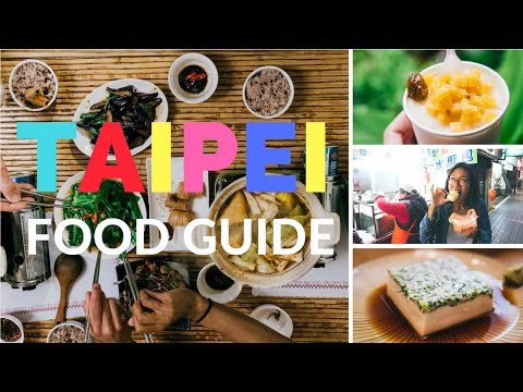 TAIPEI FOOD GUIDE | TAIWANESE STREET FOOD & RESTAURANTS | Vegetarian & Vegan