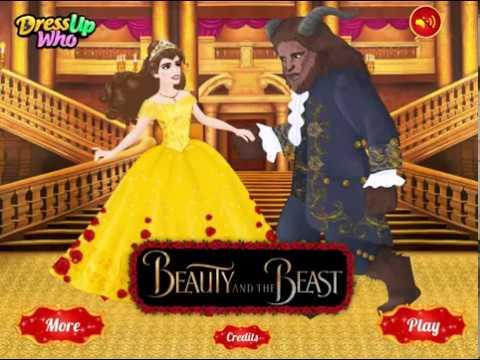 Мультик игра Красавица и Чудовище (Beauty And The Beast)
