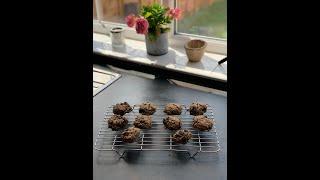 Cinnamon and Raisin Cookies