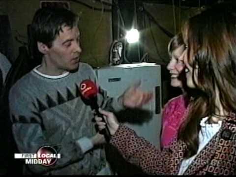 Martin Kalin TV interview