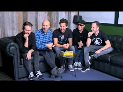 Out of the Box with Simple Plan