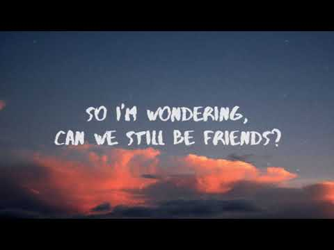 Justin Bieber - Friends (Lyrics Video) KARAOKE