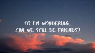 Justin Bieber - Friends (Lyrics Video) KARAOKE