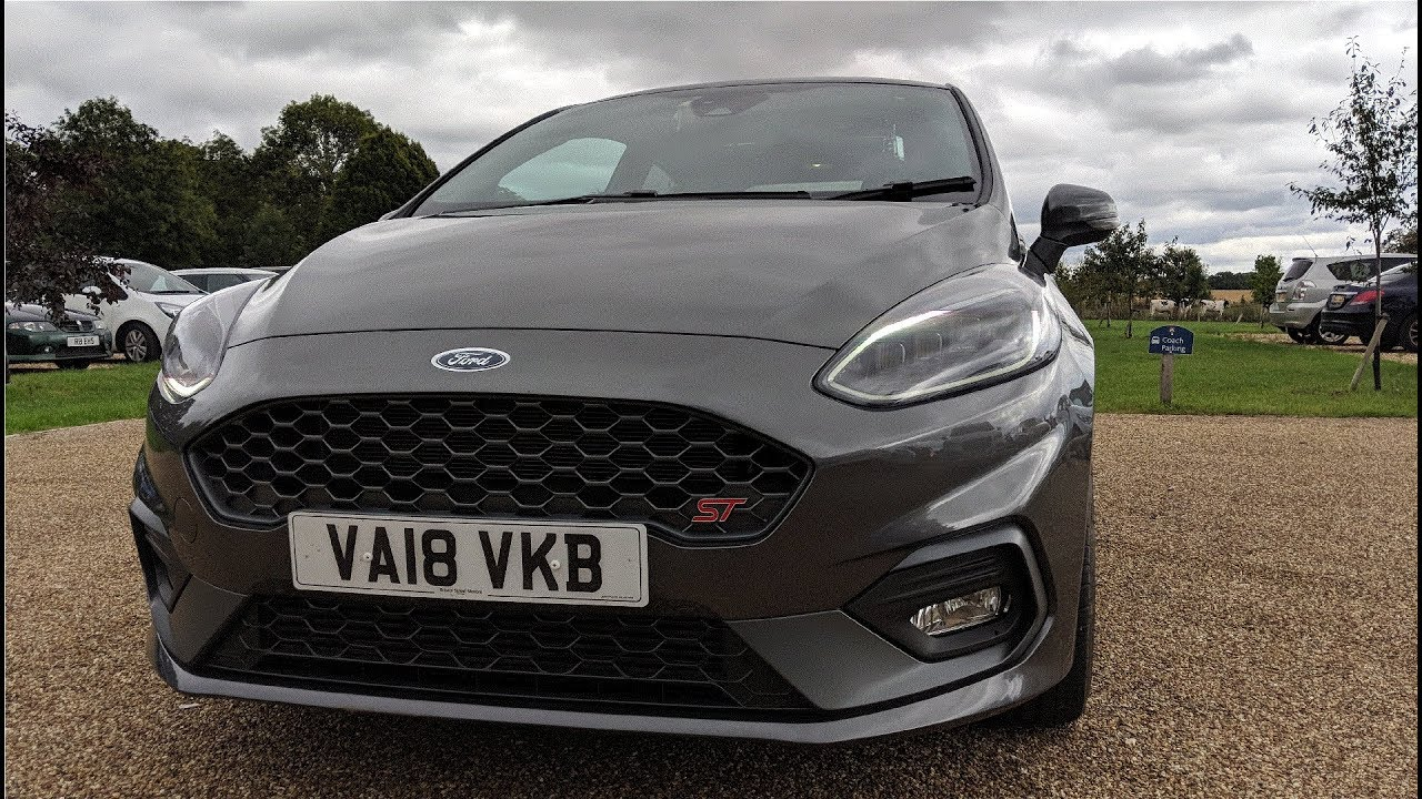 Ford Fiesta St 3 New 2019 Owners Review 0 60 Mph Launch Control
