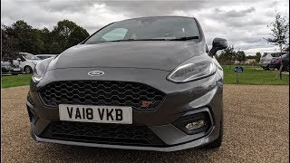 Ford Fiesta ST-3 *NEW* 2019 Owners review 0-60 mph launch control