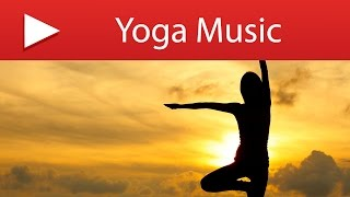 1 HOUR Yoga Music for Morning Sun Salutation and Relaxation Techniques