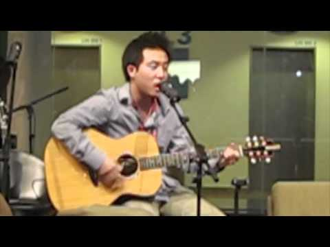 David Choi in Singapore - By My Side (live at library@esplanade)