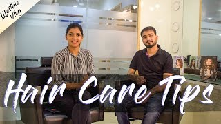 HAIR CARE TIPS FROM FT. EXPERT ANIL SEN | FIREFLYDO
