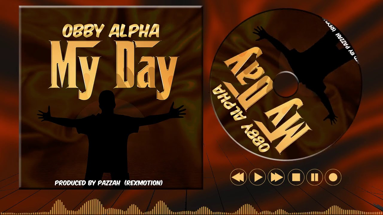 Obby Alpha My Day Official Audio Youtube