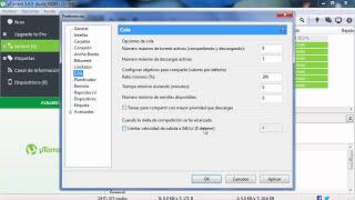 Como Acelerar La [Descargas Del Utorrent Pro] [Hasta 10 MB Por Segundo] 2017
