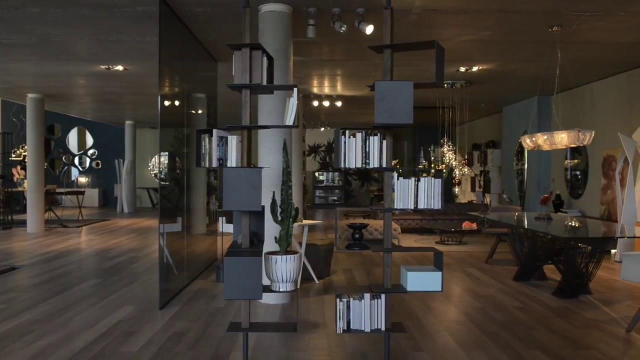 Divine Design Center + Cattelan Italia / New Showroom - YouTube