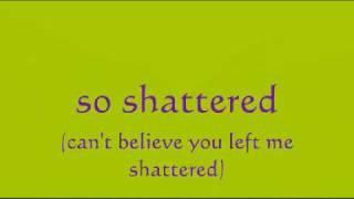 Backstreet Boys - Shattered (Lyrics)