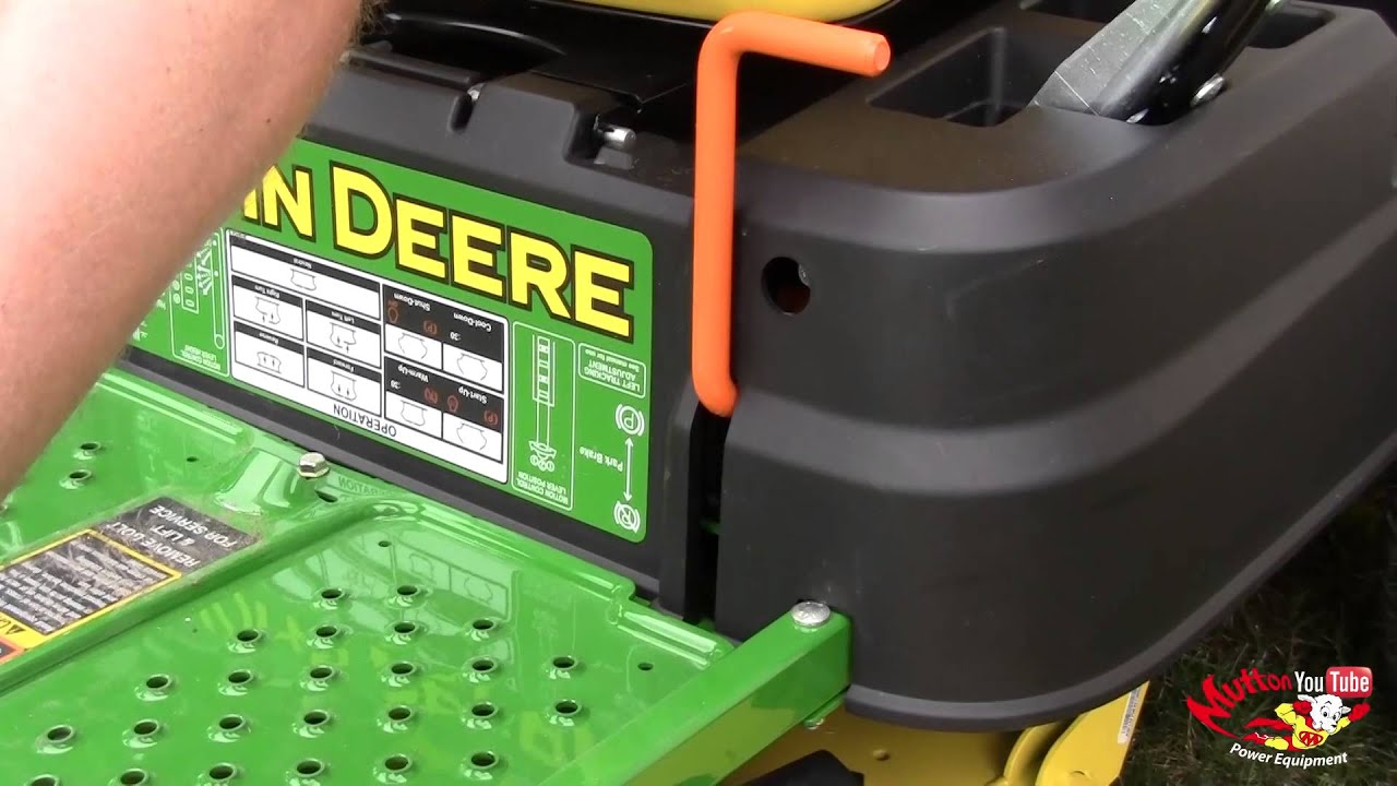 John Deere Z235 Zero Turn Mower Overview YouTube – John Deere Z435 Engine Diagram