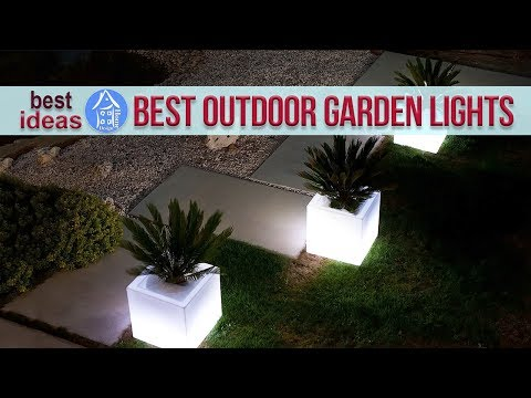 💗 Beautiful Ideas for Outdoor Lighting - Modern Garden Lighting Design Ideas