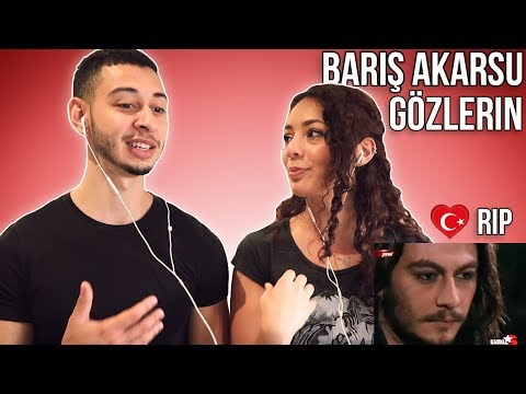 Baris Akarsu Gozlerin 🇹🇷 Turkish Song Music Reaction | Jay & Rengin