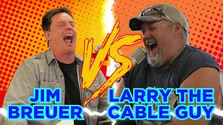 JOKE-OFF | Larry the Cable Guy VS. Jim Breuer