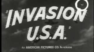 Movie Trailer - Invasion USA (1952)