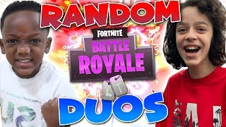 *NEW* EPIC RANDOM DUO WITH ROKEFN!!