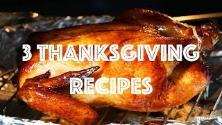 3 Chinese Styled Thanksgiving Recipes, CiCi Li - Asian Home Cooking Recipes