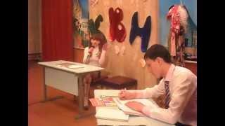 квн розовка музыкалка(музыкалка, первая игра, первое место,, 2012-05-13T12:02:07.000Z)