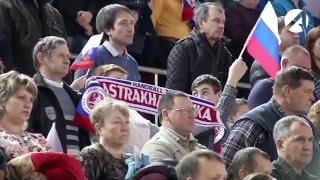 Астрахань снова оказалась фартовой для женской гандбольной сборной
