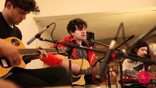 The Pains of Being Pure at Heart - Heart in Your Heartbreak (live on Singgah Sekejap)