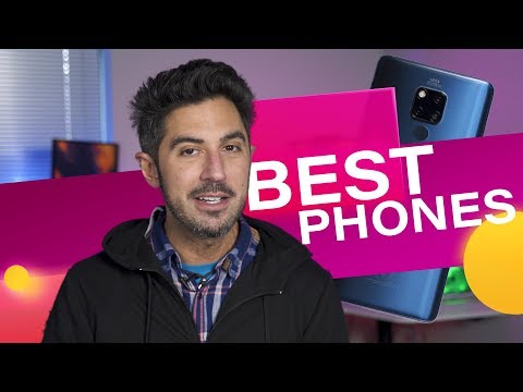 Best Android Phones in Early 2019