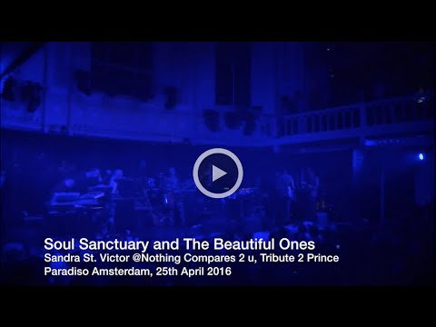 Soul Sanctuary-The Beautiful Ones | SSV at Paradiso Amsterdam 25th April 2016