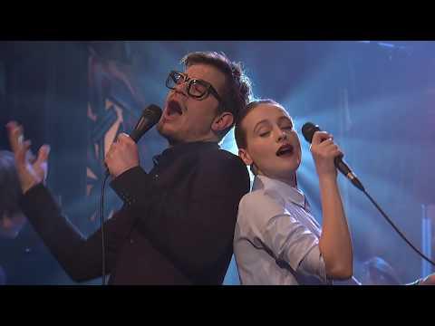 Píseň Já půjdu tam a ty tam - zpěv A. Fialová a D. Kraus -…